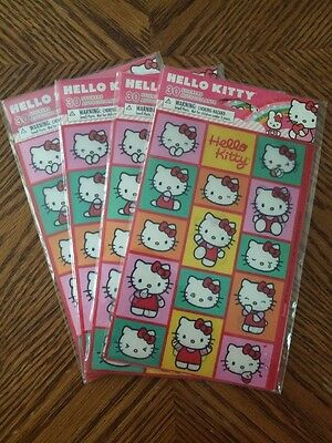 New! Sanrio Hello Kitty Stickers