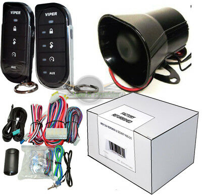 Viper 5806 2-Way Car Alarm Security System and Remote Start System Viper 5806V