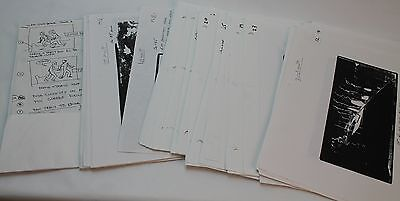 Wedlock * 1991 Original Storyboards Script Scenes * Used by the Cameraman