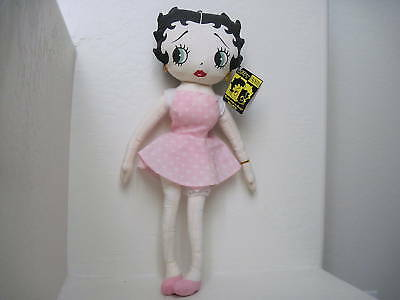 """20"""" Betty Boop Collector's Doll~Valentine Collection"""