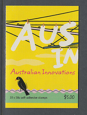 Australia Innovations Booklet MNH, Free Postage!