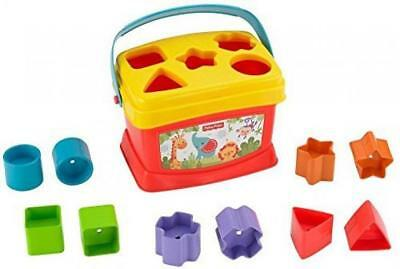 Fisher-Price Shape Sorter  Baby's First Blocks Baby 6+ Months Toy NEW