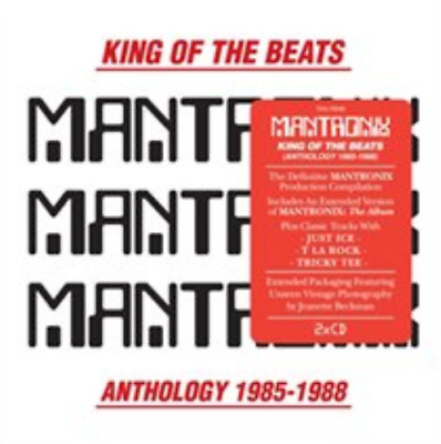 Mantronix-King of the Beats  (US IMPORT)  CD NEW