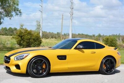 2016 Mercedes-Benz Other Base Coupe 2-Door 2016 AMG GT-S - RARE SOLARBEAM YELLOW - OVER $172K MSRP NEW - ONLY 1,300 MILES