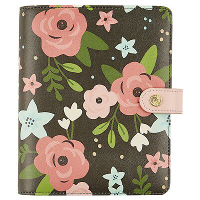 Simple stories Carpe Diem Black Blossom Personal Planner