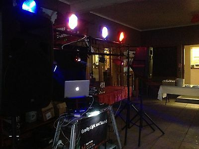 Complete Mobile DJ Package - Ready to Go