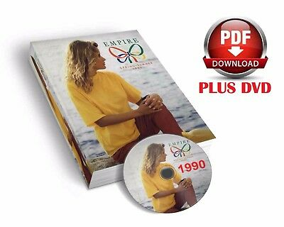 1990 Empire Stores - Spring  Summer Mail Order Catalogue Pdf & Jpeg On Dvd