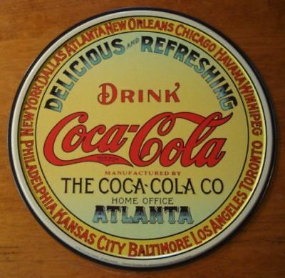 New Coca Cola Sign Vtg Style Ad Coke Soda Pop Restaurant Retro Diner Decor
