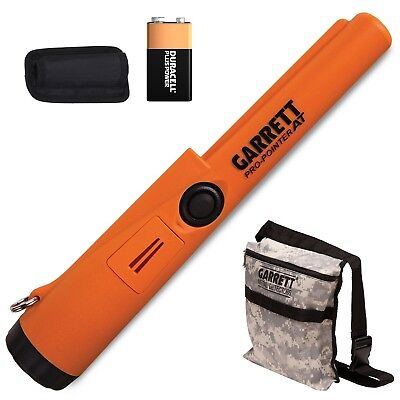 Garrett Pro Pointer ATMetal Detector Waterproof ProPointer with Garrett Camo ...