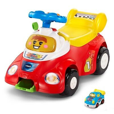 VTECH Go! Smart Wheels Launch and Go Ride on(80192600)