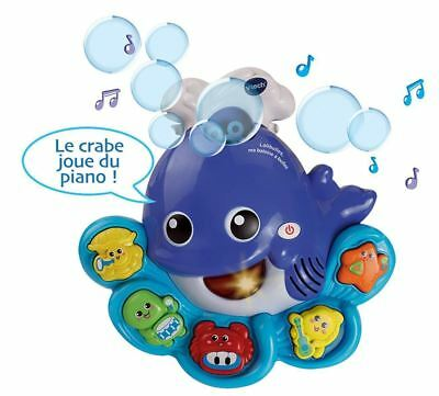 VTech Bubbles the Learning Whale (French Version)