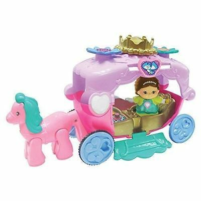 VTech Go! Go! Smart Friends Trot & Travel Royal Carriage (French Version)