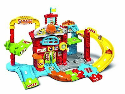 VTECH 80503906 Go! Go! Smart Wheels Save The Day Fire Station French Version