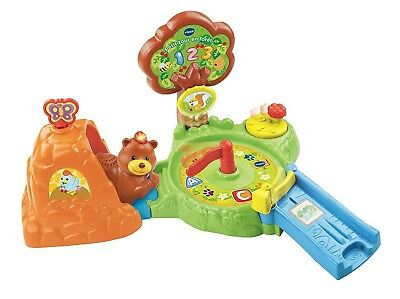 VTech Go! Go! Smart Animals Forest Adventure Playset (French Version)