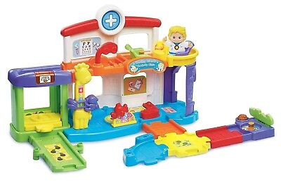 VTech Go! Go! Smart Healthy Friends Check-Up Clinic Playset