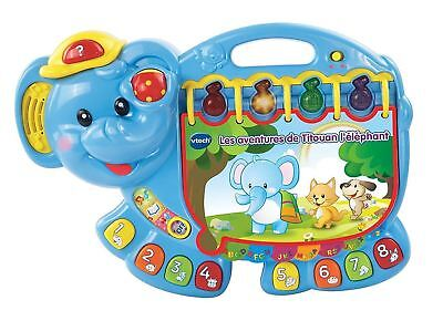 VTech Touch and Teach Elephant (French Version)