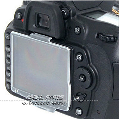 Hard LCD Cover Screen Protector For Nikon D90 BM-10 US SHIPPING A78