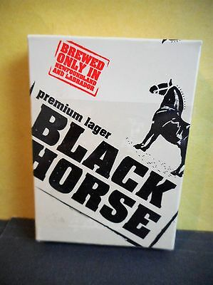 BLACK HORSE BEER Deck Of Playing Cards Limited Promo Item,YEAR 2010,NEWFOUNDLAND