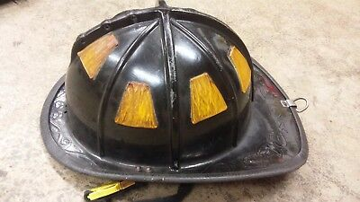 Fire Fighter Traditional Style Helmet Cairns b4
