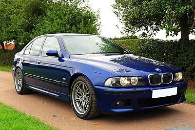 BMW M5 E39 294kW Petrol ECU Remap +6bhp +12Nm Chip Tuning
