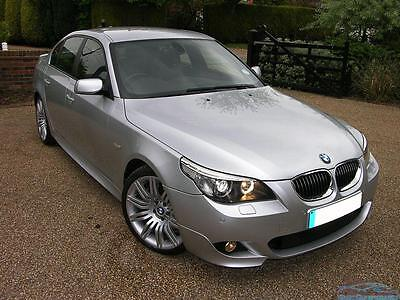 BMW 5 Series 525i 141kW Petrol ECU Remap +16bhp +27Nm Chip Tuning