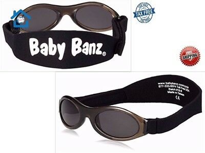 Adventure BanZ Imported Baby Midnight Black 100% UV Protection Age 0 2 Years