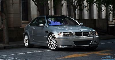 BMW M3 E46 CSL 265kW Petrol ECU Remap +2bhp +5Nm Chip Tuning