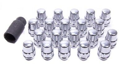12-Millimeter by 1.50 Thread Size Box of 20 Gorilla Automotive 17013 Cone Seat Lug Bolts