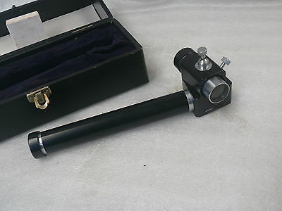 Microscope Dual Viewer - allows a second view through a microscope or camera