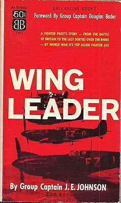 Wing Leader by J.E. Johnson