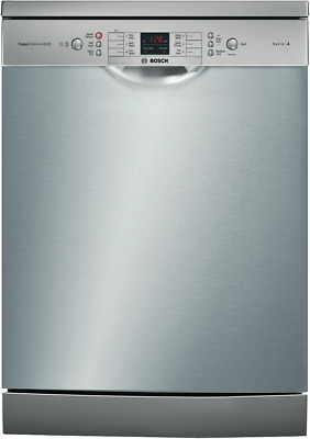 NEW Bosch SMS46GI02A Stainless Steel Freestanding Dishwasher