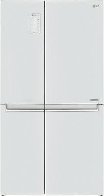 NEW LG GS-B680WL 687L Side By Side Refrigerator