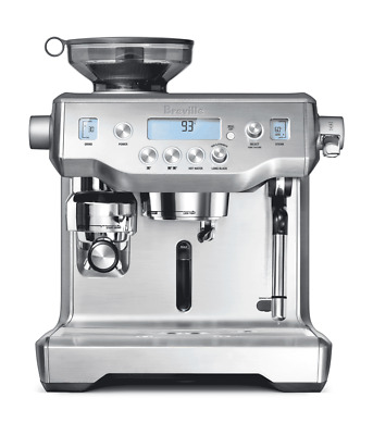 NEW Breville BES980BSS The Oracle Auto Manual Espresso Machine