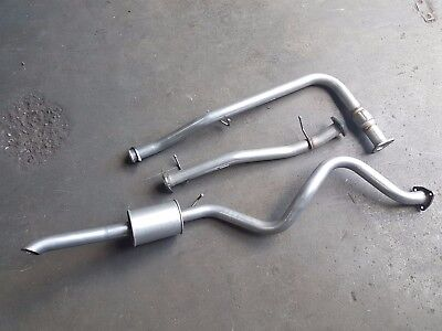 Land Rover Discovery 2 Td5 98 - 11/04 Sports Exhaust Performance System