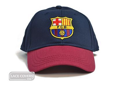 FC Barcelona Cap Navy Official Merchandise