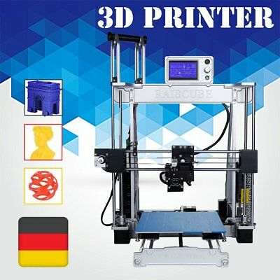 Raiscube A8R 3D Printer DIY Upgradest High Precision Reprap Prusa 3d Druckers