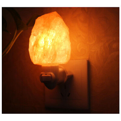 Natural Treatment Wall Lamp Natural Himalayan Pink Salt Lamp Night Lights 7030