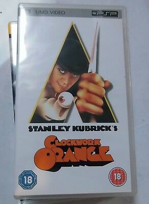 A Clockwork Orange  Sony PSP UMD Video Movie