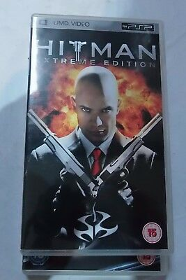 Hitman Sony PSP UMD Video Movie