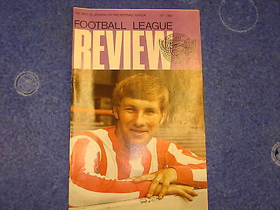 Football 1970-71 Review Programme