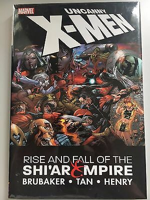 MARVEL: X-MEN — Rise and Fall of the Shi'Ar Empire Oversized HC (NEW/SEALED OOP)