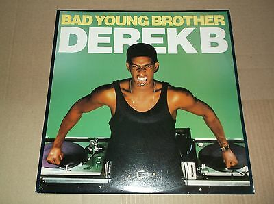 Derek B ‎– Bad Young Brother