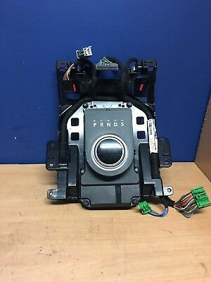 Genuine Range Rover Evoque Gear Selector With Trim And Wiring Ej327E453Ca