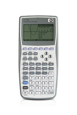 HP 39GS  SAT/AP Graphing Calculator with Cover Hewlett Packard