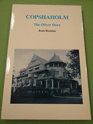 Oliver Plow Company History - Copshaholm: The Oliver Story