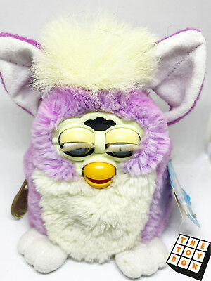 Vintage Firby Babies Talking Toy w/ Tag