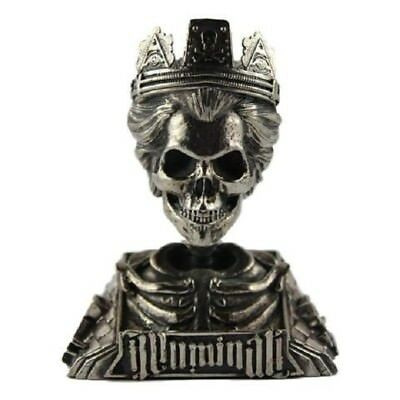 Slave Queen 20+ oz .925 Solid Silver Antiqued Finish USA Made Figurine Statue