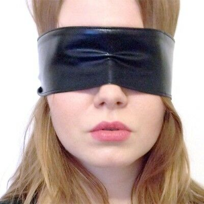 50 Shades Inspired Blindfold, Soft Non-Slip Material, Free Post!