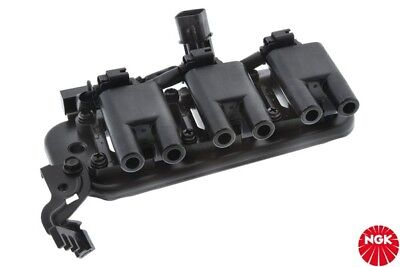 1x NGK Ignition Coil U2077 Stock Code 48372 in stock, fast despatch