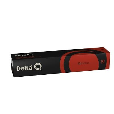 Delta Q10 coffee capsules x100 - Portuguese roasted Coffee - Tracked service -